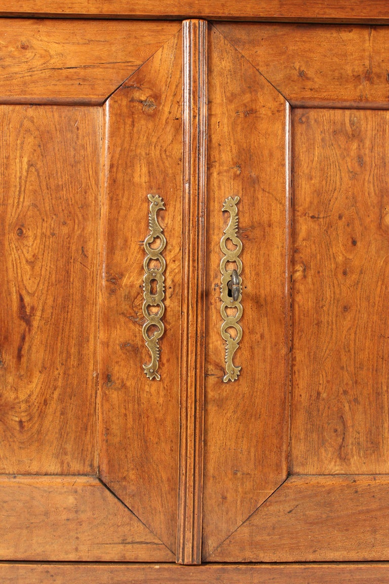 Antique Louis Philippe Style Fruitwood Buffet For Sale 5