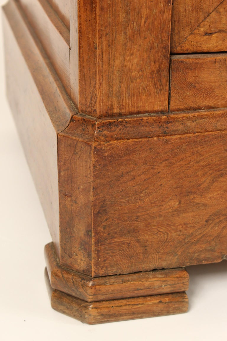 Antique Louis Philippe Style Fruitwood Buffet For Sale 7