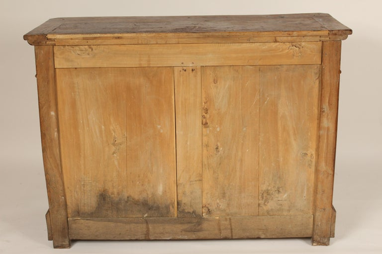 Antique Louis Philippe Style Fruitwood Buffet For Sale 8