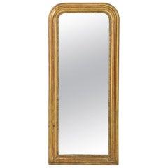 Antique Louis Philippe Style Pier Mirror