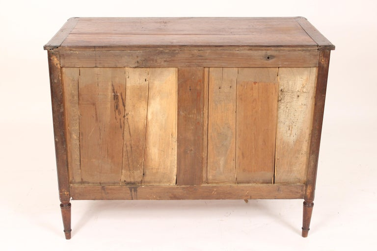 Antique Louis XVI Style Chest of Drawers For Sale 6
