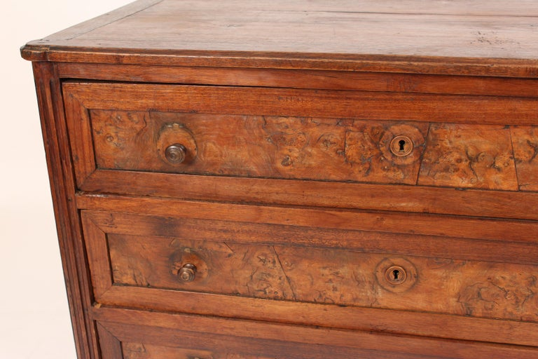 Antique Louis XVI Style Chest of Drawers For Sale 1