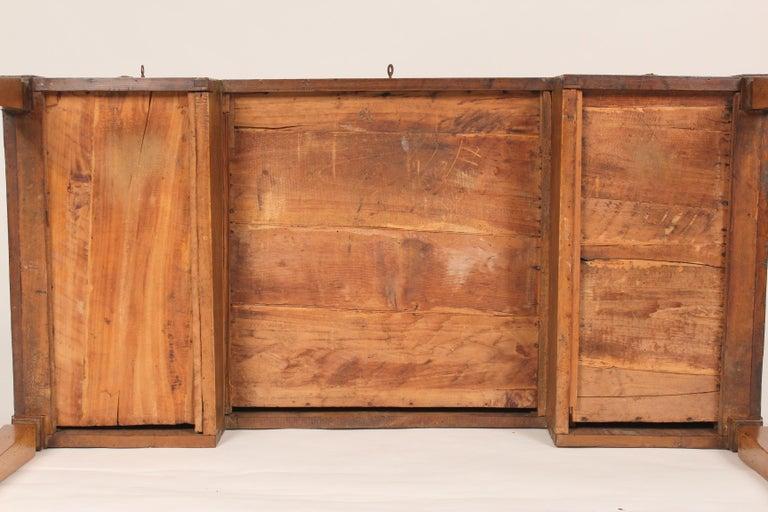 Antique Louis XVI Style Walnut Desk For Sale 9