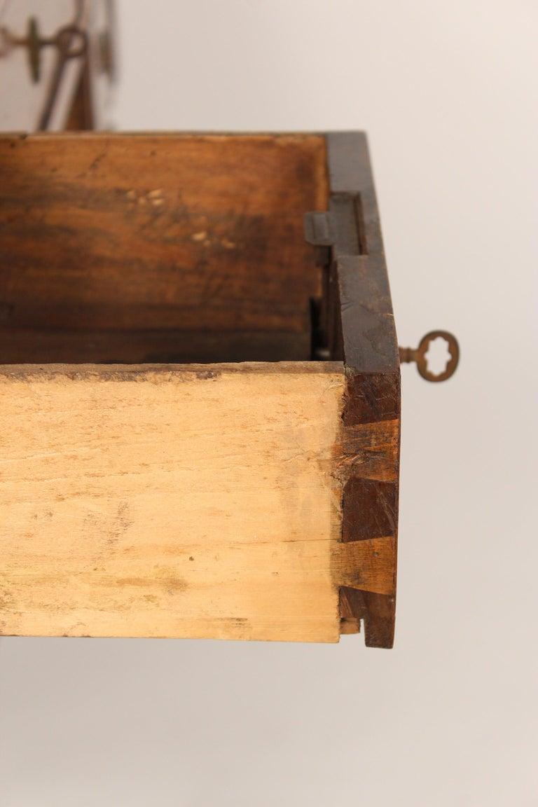 Antique Louis XVI Style Walnut Desk For Sale 10