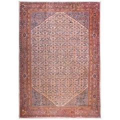 Antique Mahal Rug