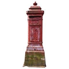Antique Mailbox, 19th Century
