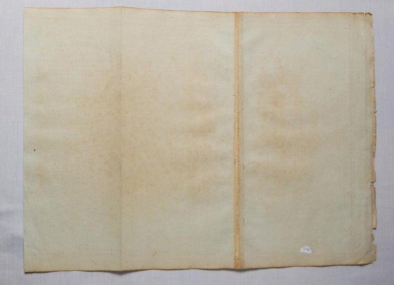 18th Century Antique Map