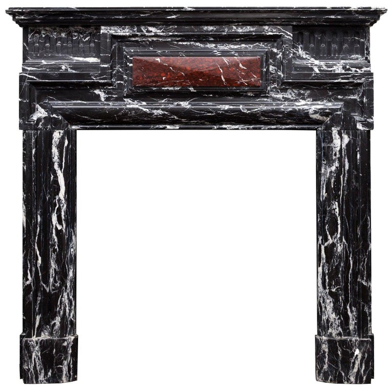 Antique Marble Fireplace For Sale