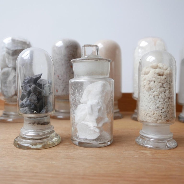 Antique Mineral Specimen Collection In Good Condition For Sale In Surbiton, Surrey