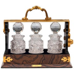 Antique Miniature Betjemann & Sons Tantalus