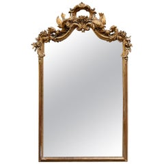 Antique Mirror 19th Century from France