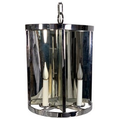 Antique Mirrored Lantern