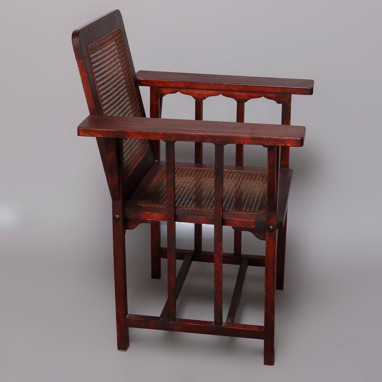 Swell Antique Mission Arts And Crafts Phoenix Co Mahogany And Inzonedesignstudio Interior Chair Design Inzonedesignstudiocom