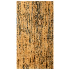 Antique Mongolian Oriental Rug. Size: 4 ft 5 in x 8 ft 1 in (1.35 m x 2.46 m)