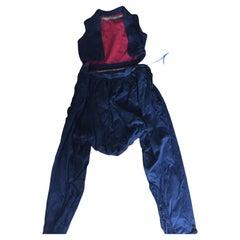 Antique Monte Negro Military Uniform Historical Memorabilia Textile