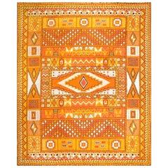 Mid-Century Moroccan Carpet