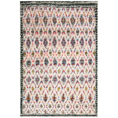 Mid-20th Century Moroccan and North African Rugs