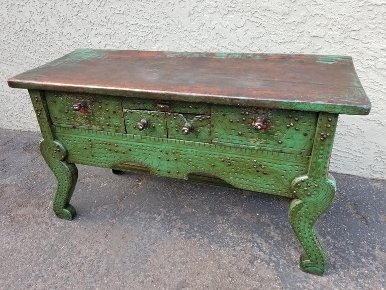 Antique Nahuala Table For Sale 3