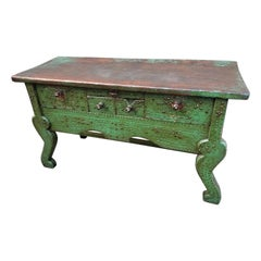 Antique Nahuala Table