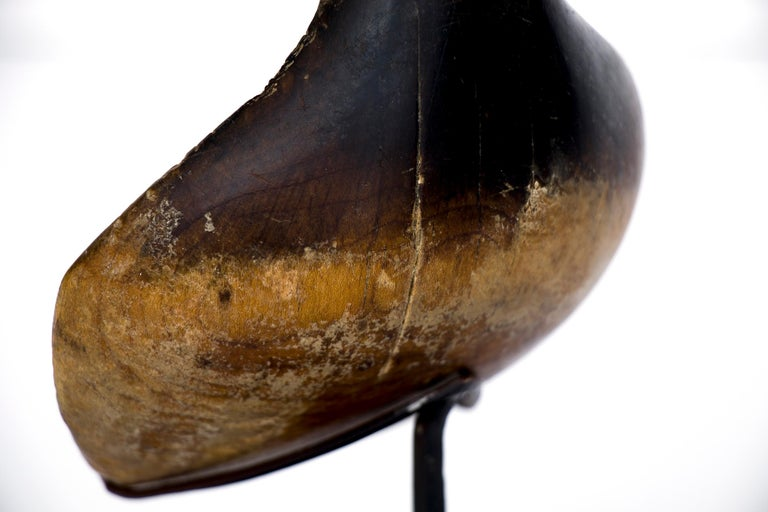 Antique Native American Carved Wood Horse Effigy Spoon, Mesquakie, circa 1865 For Sale 5