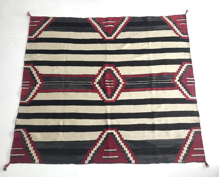 Antique Navajo Chief Blanket Third Phase For Sale At 1stdibs