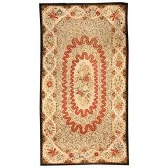 Antique Needlepoint Carpet