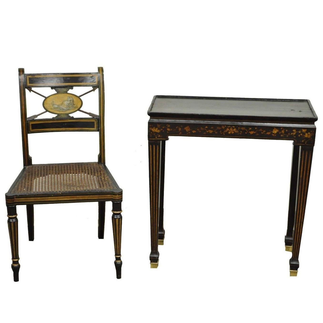- Antique Telephone Tables - 137 For Sale On 1stdibs