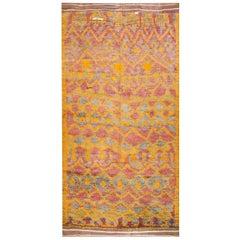 Antique North African Rug