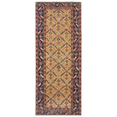 Antique Northwest Persian Rug. Size: 6 ft x 15 ft (1.83 m x 4.57 m)