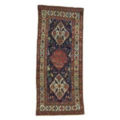 Antique Northwest Persian Wide Runner Handmade Exc Cond Rug