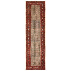 Antique N.W.Persian Rug