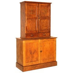 Apothecary Cabinet by The Cleveland Twist Drill Company