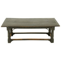 Antique Oak Table, Refectory Table, Scotland 1780, Antique Furniture, B1543