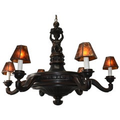 Black Forest Chandeliers and Pendants