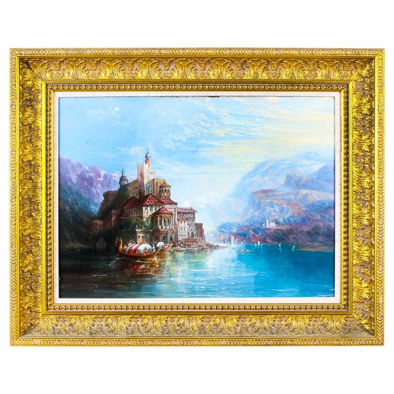 Canvas Landscape Prints 99 For Sale At 1stdibs