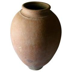 Antique Olive Pot, Olive Pot, Spain, Terracotta Pot,