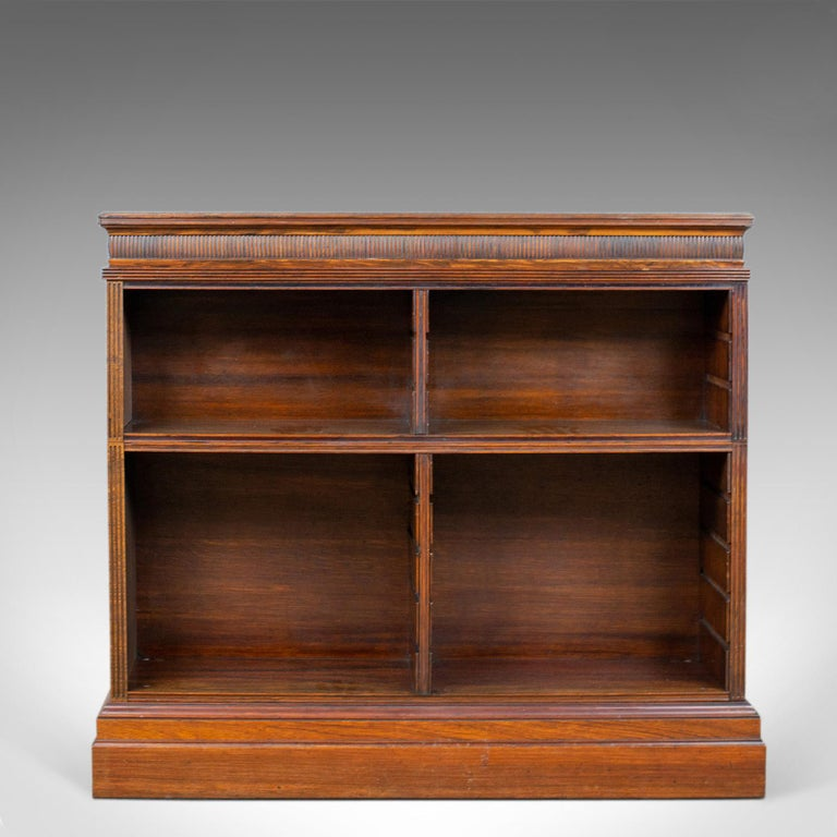 Magnificent Antique Bookcase English Regency And Later Bookshelves Rosewood Circa 1830 Download Free Architecture Designs Scobabritishbridgeorg