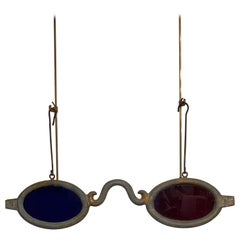 Antique Optometrist Trade Sign