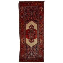 Antique Oriental Rug, Runner, Orient Carpet