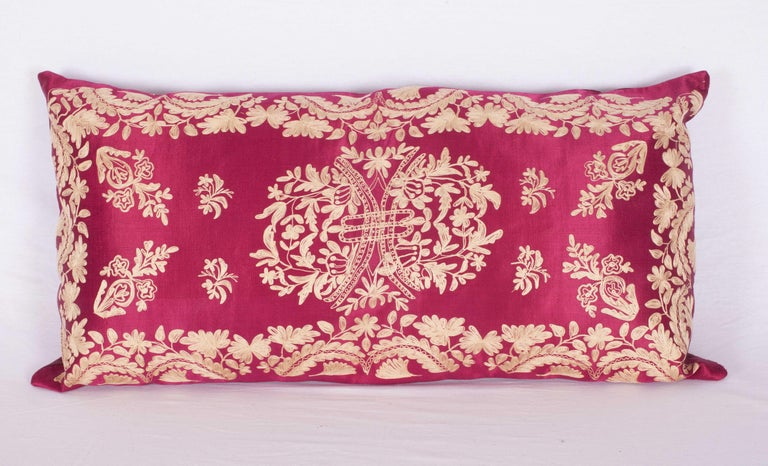 Antique Ottoman Turkish Pillow Cases Late 19th-Early 20th Century In Good Condition For Sale In Istanbul, TR