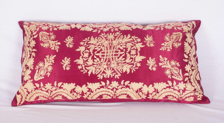 19th Century Antique Ottoman Turkish Pillow Cases Late 19th-Early 20th Century For Sale