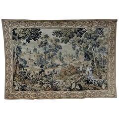 Antique Oudenaarde Style Tapestry