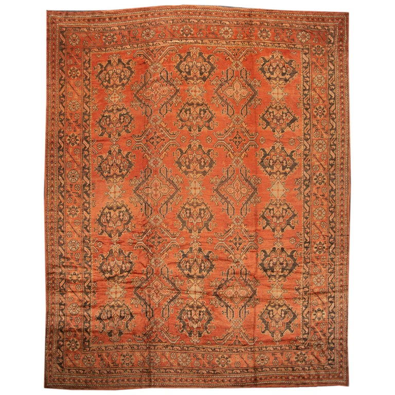 Oushak Rugs For Sale