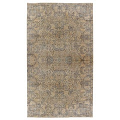 Antique Oversize Persian Kirman Rug, circa 1900, 11' x 20'