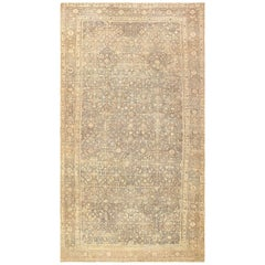 Antique Oversized Persian Malayer Carpet. Size: 13 ft 6 in x 25 ft 9 in
