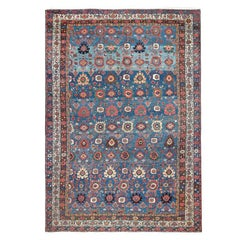 Antique Oversized Persian Malayer Rug. Size: 14 ft 6 in x 20 ft 6 in