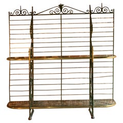 Antique Parisienne Boulangerie Display Stand, France, circa 1900