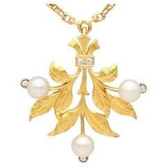 1890s Necklaces