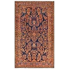 Antique Persain Sarouk Rug