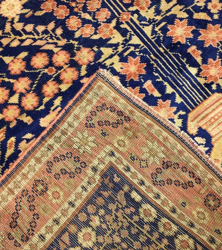 Other Antique Persian Afshar Rug For Sale
